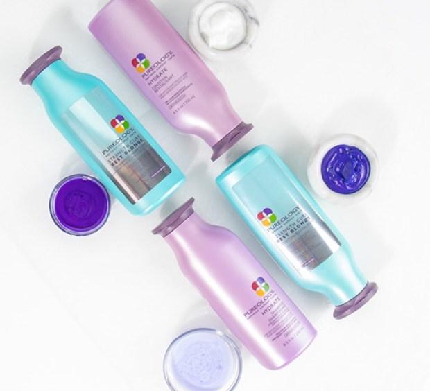 Canadian Freebies Free Pureology Shampoo Conditioner Sample Beauty Canada Haircare Samples - Glossense