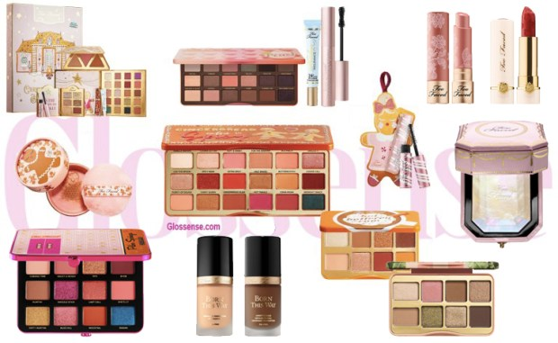 Sephora Canada HOT Canadian Deals Canadian Sale Save on Too Faced Products Discount 20 Off 2019 - Glossense
