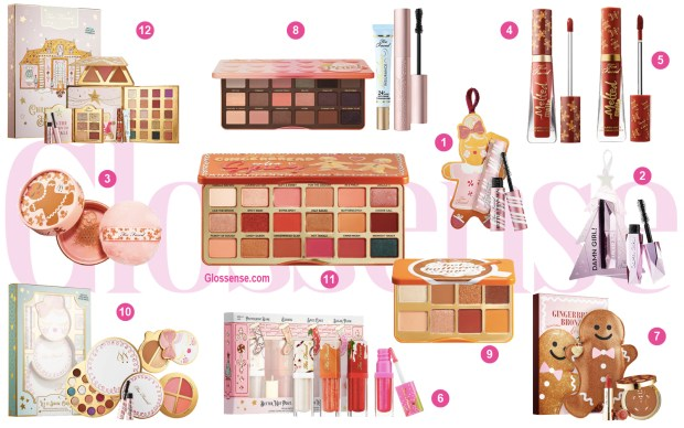 Christmas Gift Sets 2019.Sephora Canada Too Faced Cosmetics 2019 Christmas