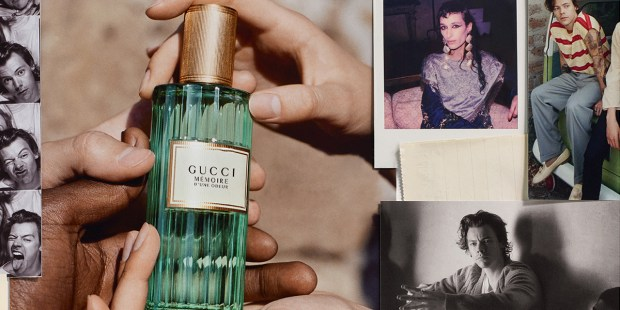 Topbox Canada Beauty Freebies Free Gucci Memoire Perfume Fragrance Deluxe Mini Canadian Sample - Glossense