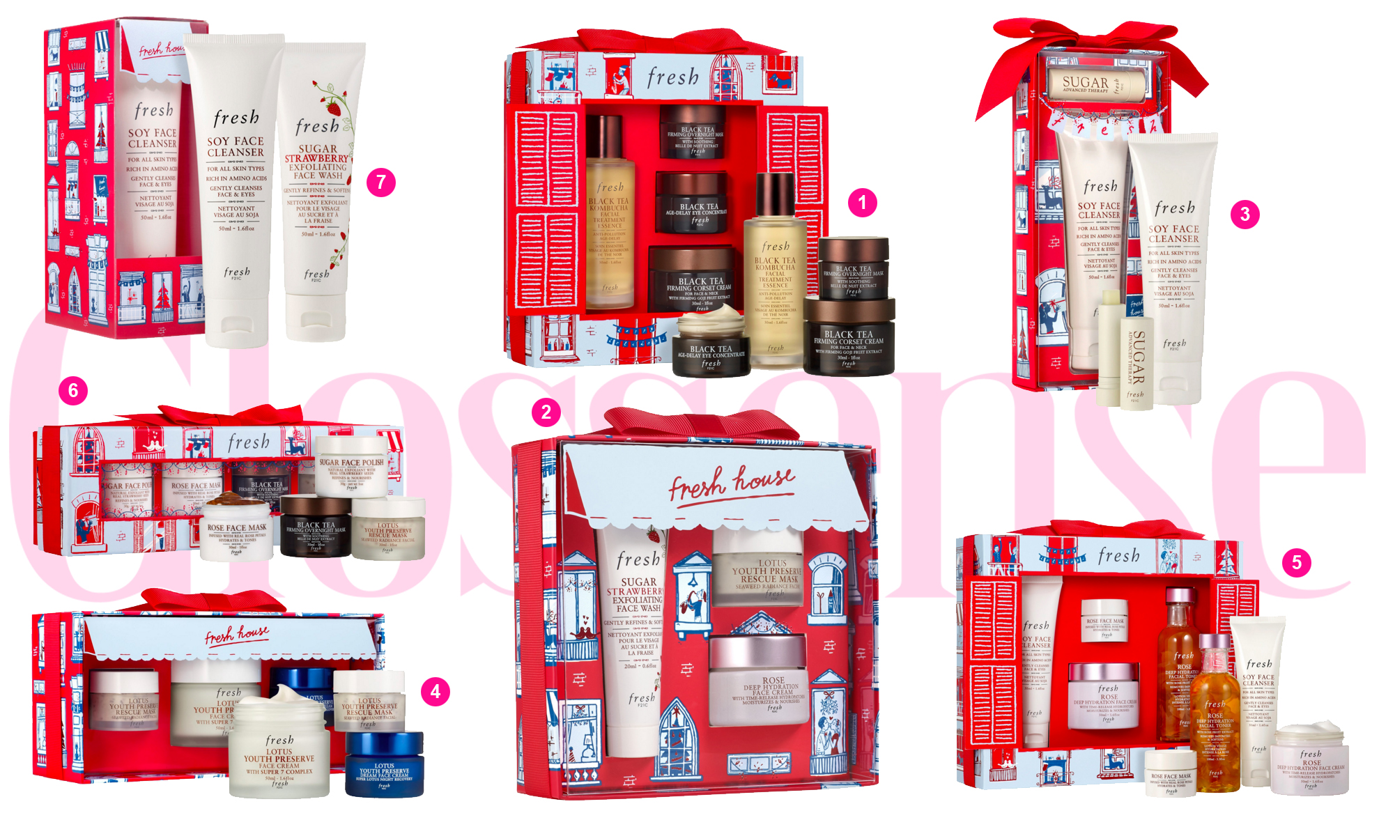 Christmas Gift Sets 2019.Sephora Canada Fresh 2019 Christmas Holiday Collection