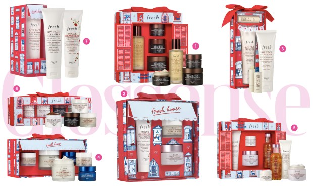 Sephora Canada 2019 Fresh Canadian Holiday Christmas Products Items Gift Sets Canadian Deals Sneak Peek Spoilers Preview 2019 2020 First Look Beauty - Glossense