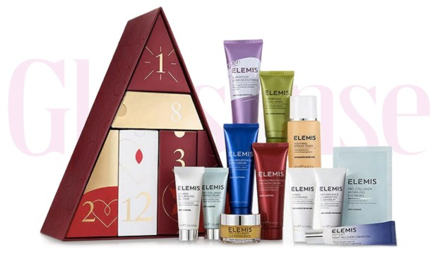 Ulta Beauty Canada Elemis 12 Days of Beauty 2019 Canadian Christmas Holiday Advent Calendar - Glossense