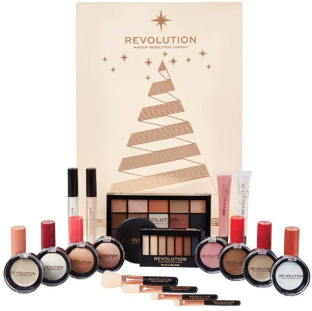 Winners Canada 2019 2020 Finds Makeup Revolution 2018 Canadian Christmas Holiday Beauty Advent Calendar Unboxing - Glossense