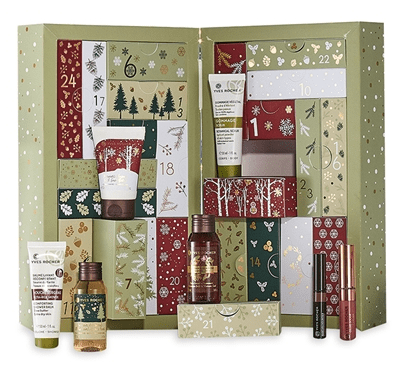 Yves Rocher Canada My Advent Calendar 24 Days 24 Wishes 2019 Canadian Beauty Christmas Holiday Advent Calendar Unboxing - Glossense