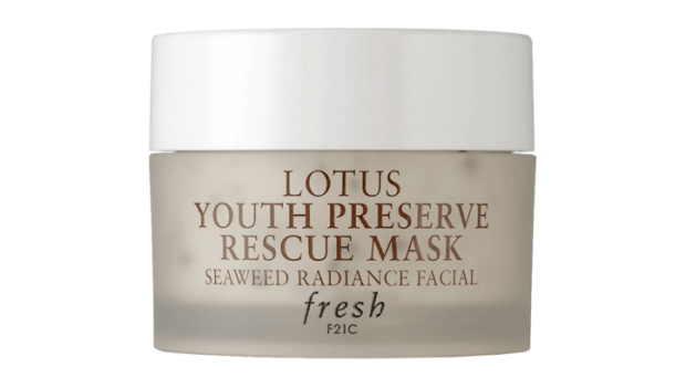 Sephora Canada Canadian Coupon Code Promo Codes Beauty Offer Free Fresh Lotus Youth Preserve Rescue Mask Mini Deluxe Trial Skincare Sample GWP Gift with Purchase - Glossense