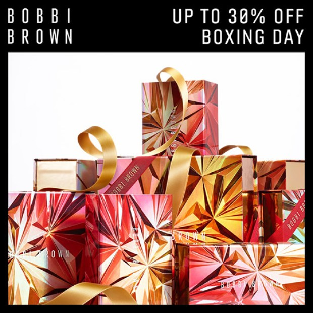 Bobbi Brown Cosmetics Canada 2019 Boxing Day Sale 25 to 30 Off Free Gift Set with Purchase Canadian Deals GWP Offer - Glossense