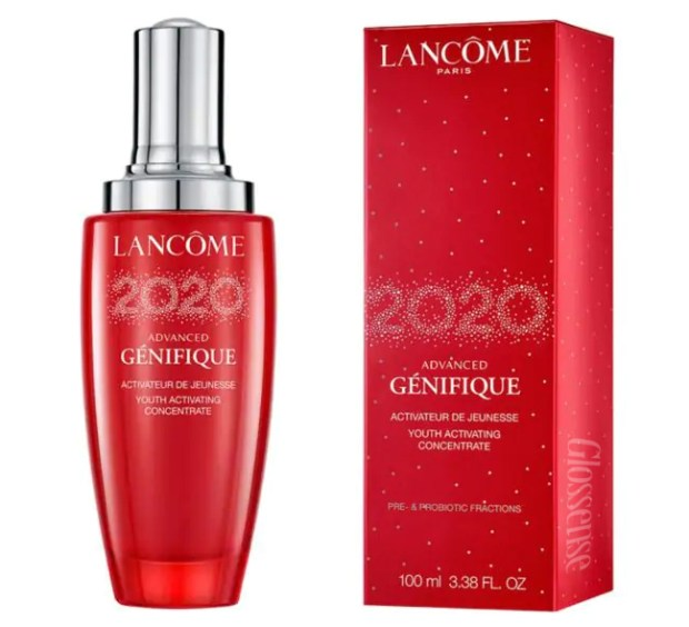 Hudson's Bay Canada Lancome NEW 2020 Lunar New Year Advanced Genifique Serum Chinese New Year Canadian New Release - Glossense