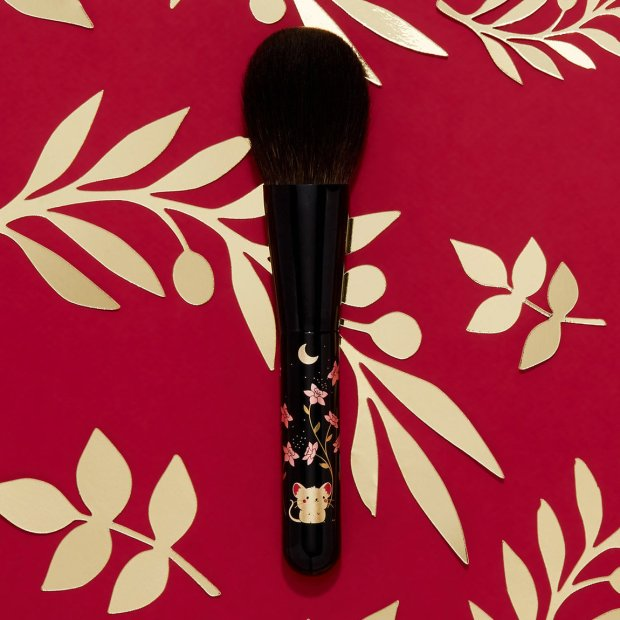 Beautylish Canada The Lunar New Year Brush - Year of the Rat Launches Today January 23 2020 Chinese New Year Canadian New Releases - Glossense