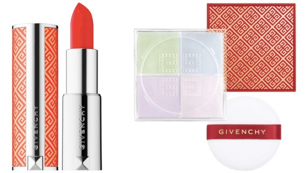 Sephora Canada Givenchy NEW 2020 Chinese New Year Collection Lunar New Year Canadian New Makeup Releases - Glossense