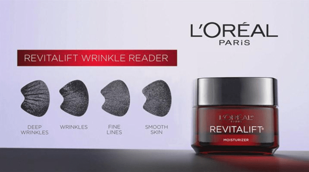 Canadian Freebies Coupons Free LOreal Canada Revitalift Wrinkle Reader 4 Off Revitalift Triple Power LZR Anti-Aging Moisturizer Coupon - Glossense
