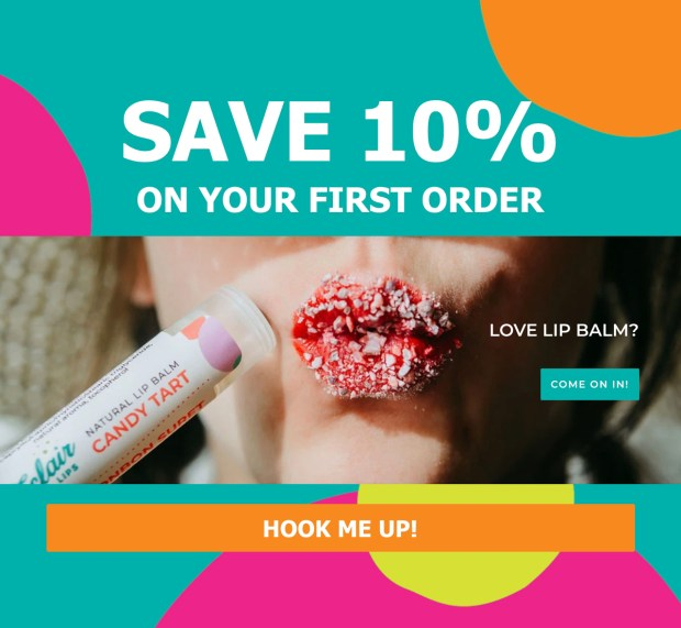 Eclair Lips Canada Subscribe to Newsletter Receive Sign-up Offer Save 10 Off First Order Canadian Deals - Glossense