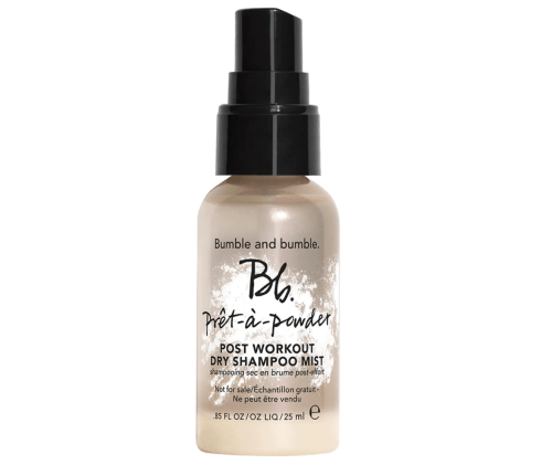 Sephora Canada Promo Code Free Bumble and Bumble Pret-a-Powder Post Workout Dry Shampoo Mist Deluxe Mini Sample - Glossense