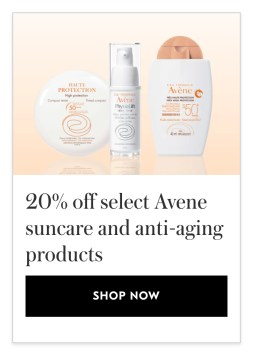 Beauty by Shoppers Drug Mart Canada Save 20 Off Avene Suncare Anti-Aging Skincare Free Shipping Canadian Deals Sale - Glossense