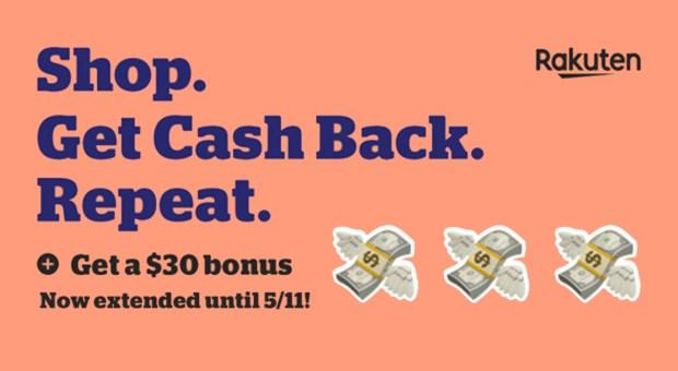 Glossense Referral Perk Shop Get 30 USD Free with Rakuten Get Your Purchase Free Bonus Extended - Glossense