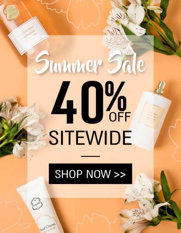 Laline Canada Summer Sale Save 40 Off Sitewide 2020 Canadian Deals - Glossense
