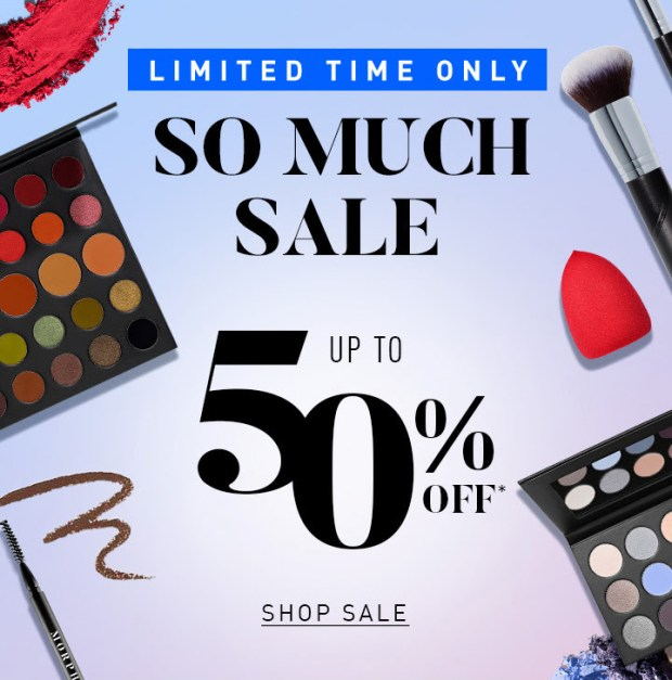 Morphe Canada Sale Up to 50 Off Canadian Deals - Glossense