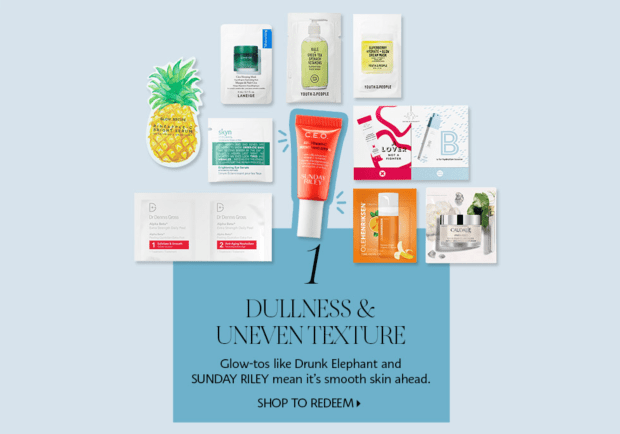 Sephora Canada Choose Your Free Skincare Solutions Sample Bag with Purchase Canadian Deals GWP Offer Promo Code 1 - Glossense.png