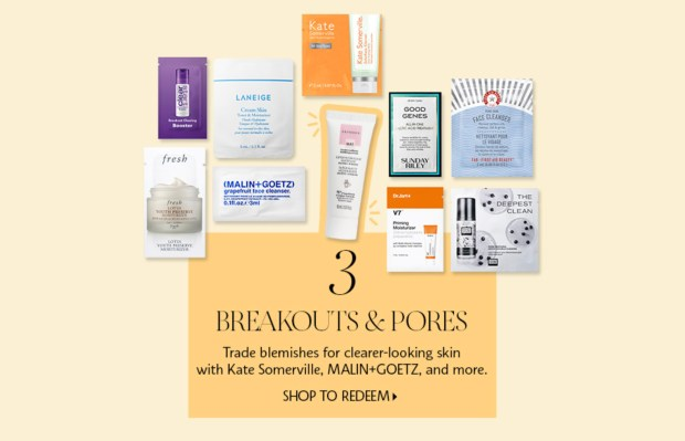 Sephora Canada Choose Your Free Skincare Solutions Sample Bag with Purchase Canadian Deals GWP Offer Promo Code 3 - Glossense