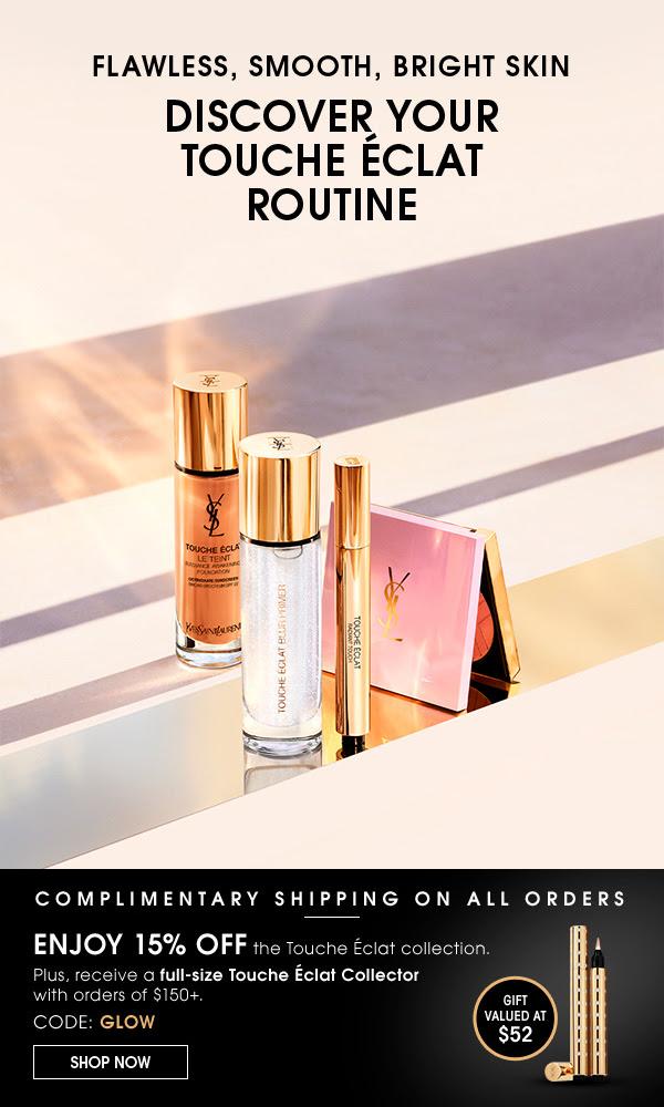 Yves Saint Laurent Canada 15 Off Touche Eclat Collection Free Full-Size Touche Eclat Collector Canadian Deals - Glossense