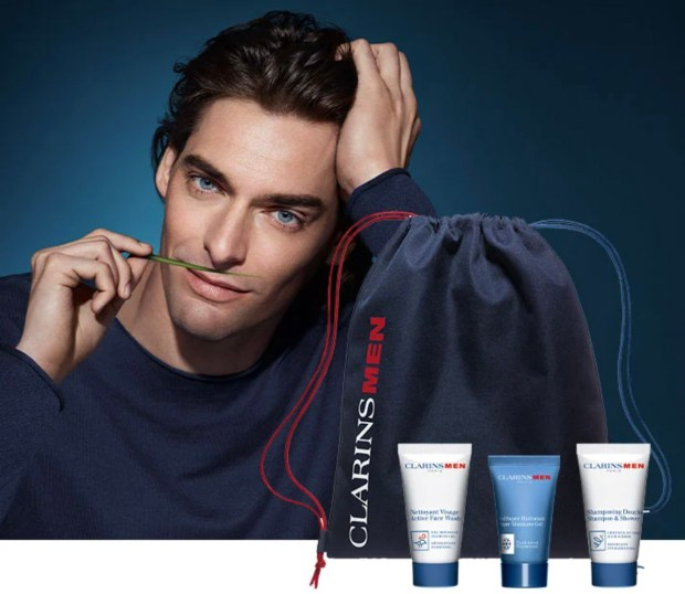 Clarins Canada Celebrate Dad Shop ClarinsMen Get Free Father's Day Gift Set 2020 Canadian Deals - Glossense