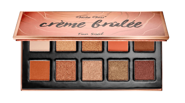 Ipsy Canada Free Violet Voss Creme Brulee Eyeshadow Palette Canadian Beauty Subscription June 2020 Rewards - Glossense