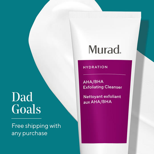 Murad Skincare Canada Free Canadian Shipping for Father's Day 2020 Canadian Deals - Glossense