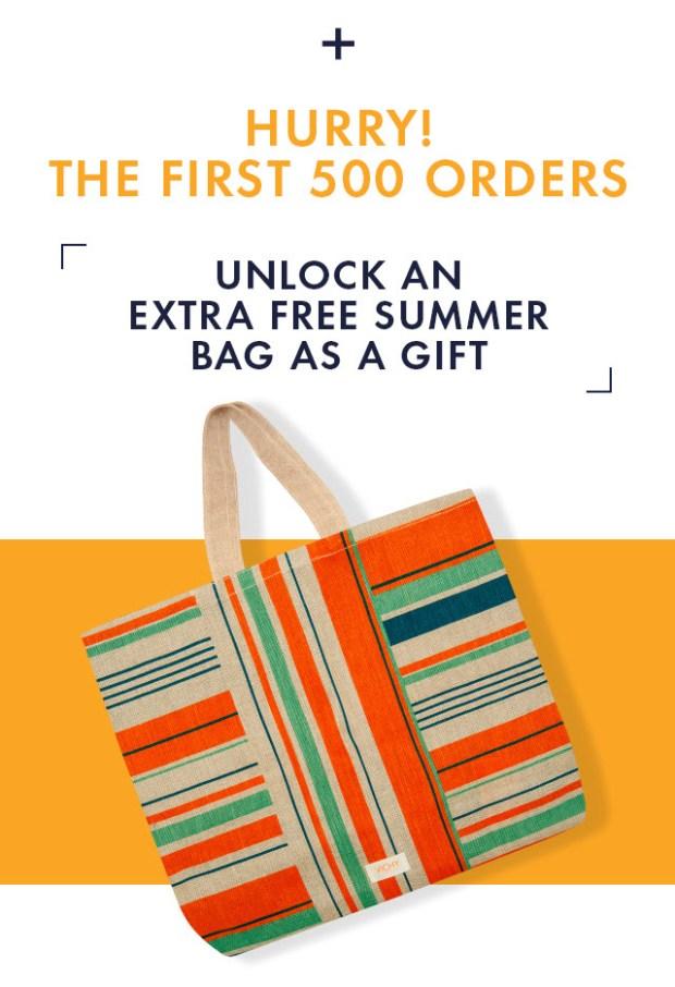 Vichy Canada Summer Healthy Skin Festival 2020 Canadian Deals Sale Promo Code GWP Offer Free Tote Bag 3 - Glossense