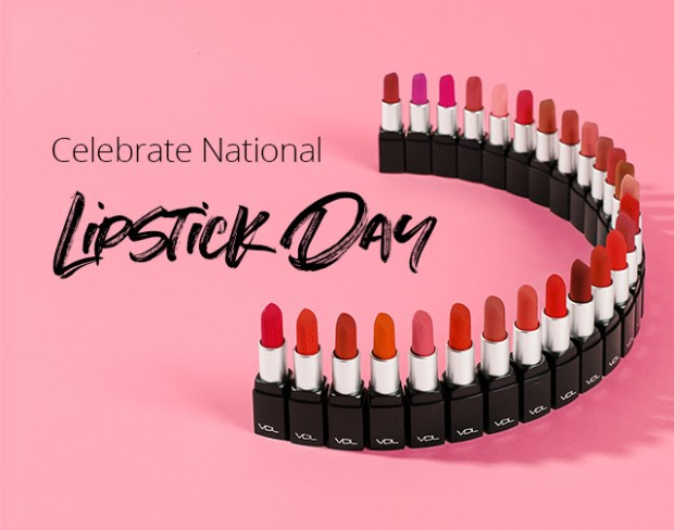 Nature Collection Canada Free Gifts for National Lipstick Day Purchase 2020 Canadian Deals GWP Offers - Glossense