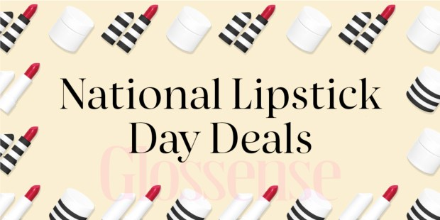 Sephora Canada National Lipstick Day 2020 Canadian Deals Save 25 Off Select Lip Products Coming Soon July 29 - 31 2020 - Glossense