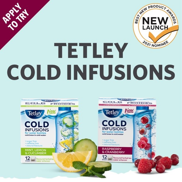 Shopper Army Canada New Mission Apply to Try Review Tetley Cold Infusions for Free Canadian Rebate Sampling Opportunity - Glossense