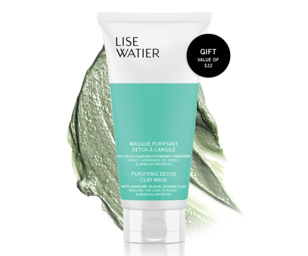 Shoppers Drug Mart Canada Shop Lise Watier Receive Free Purifying Detox Clay Mask Canadian Gift with Purchase Offer - Glossense