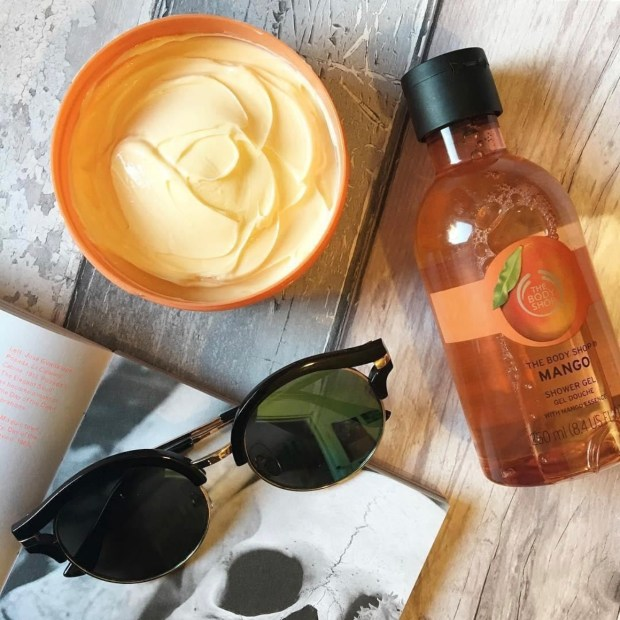 The Body Shop Canada 20 Off Mango Products National Mango Day 2020 Canadian Deals Coupon Code - Glossense