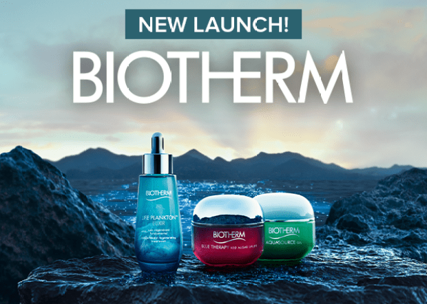 Well Canada New Brand Launch Biotherm Now Available Canadian New Releases - Glossense