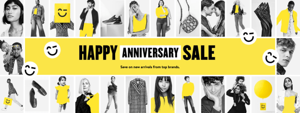 Nordstrom Canada Shop Anniversary Sale 2020 Online NOW Canadian Event August 20 - September 3 2020 - Glossense