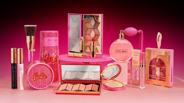 Pur Cosmetics Shoppers Drug Mart Canada New PUR x Barbie Collection Coming Soon Launching September 2020 - Glossense