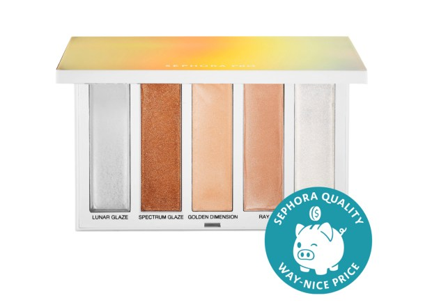 Sephora Canada Hot Sale Save on Sephora PRO Dimensional Highlighting Palette 2020 Canadian Deals - Glossense