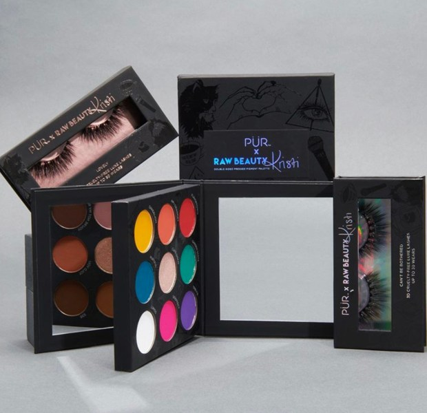 Shoppers Drug Mart Canada Raw Beauty Kristi PUR Cosmetics Collection Now Available Canadian New Releases - Glossense