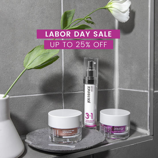 Jouviance Canada Labour Day Sale Save Up to 25 Off Skincare 2020 Canadian Deals Promo Codes - Glossense
