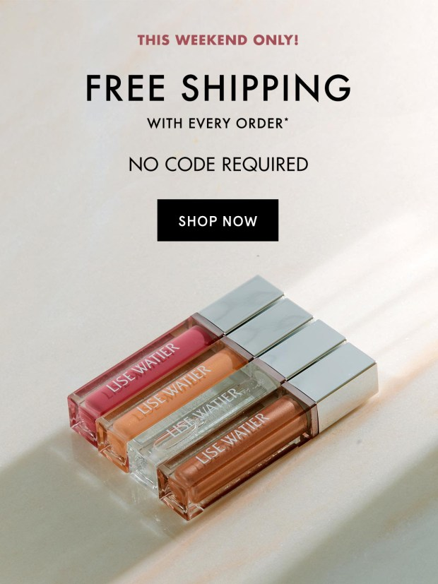 Lise Watier Canada Free Shipping Any Order 2020 Canadian Deals - Glossense