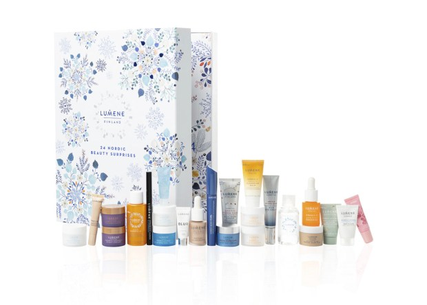 Lumene Finland Canada Beauty Advent Calendar 24 Nordic Beauty Surprises 2020 Canadian Holiday Christmas Advent Calendar 2021 - Glossense