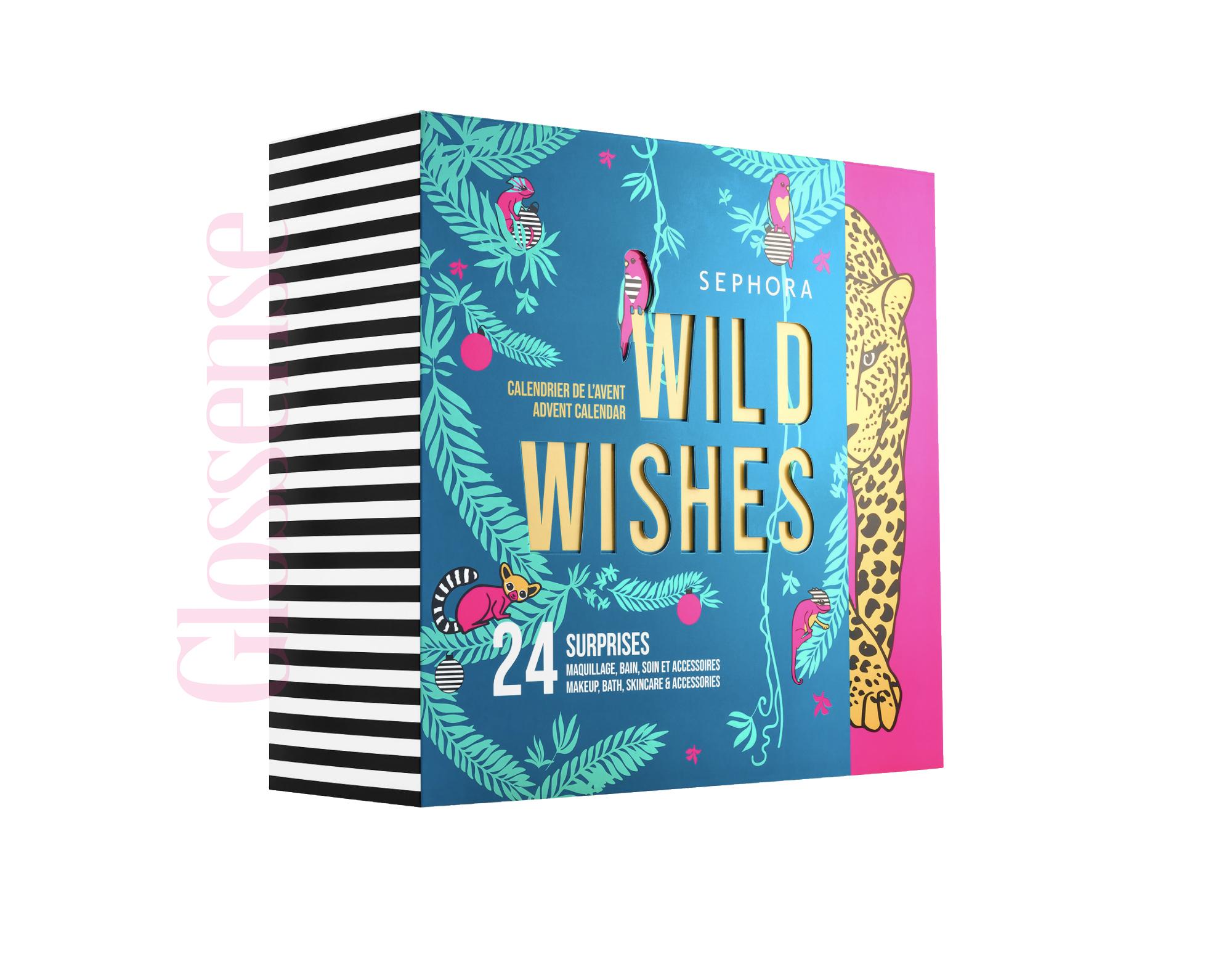 sephora canada sephora collection wild wishes 2020