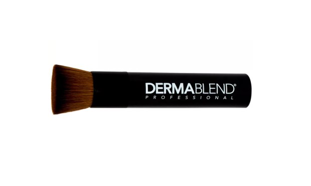 Shoppers Drug Mart Canada GWP Free Dermablend Foundation Makeup Brush Canadian Deals - Glossense