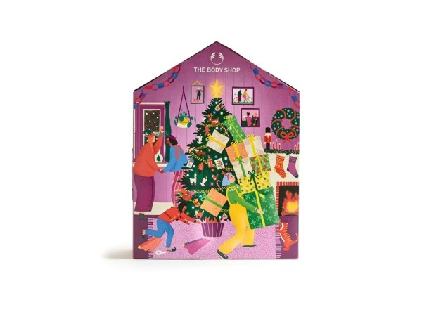 The Body Shop Canada Make It Real Together 2020 Canadian Holiday Christmas Advent Calendar - Glossense