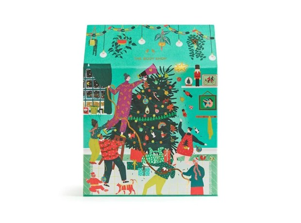 The Body Shop Canada Make It Real Together Ultimate 2020 Canadian Holiday Christmas Advent Calendar - Glossense