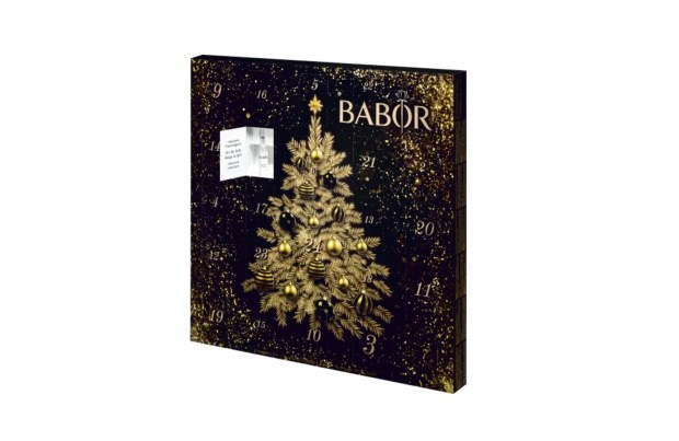 Babor Canada 2020 Advent Calendar Ampoule Serum Concentrates Canadian Christmas Holiday Skincare Countdown - Glossense