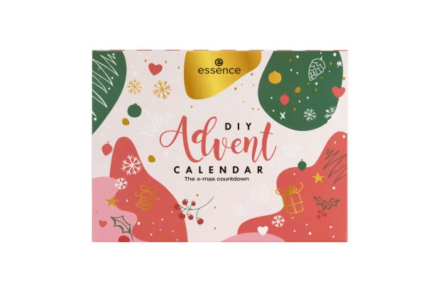 FeelUnique Canada Essence DIY Advent Calendar The X-Mas Countdown 2020 Canadian Holiday Christmas Gift Ideas - Glossense