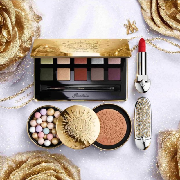 Guerlain Canada 2020 Golden Bee Holiday Christmas Collection Now Available at All Canadian Retailers - Glossense