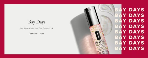 Hudson's Bay Bay Days is Here Save up to 50 off Beauty More 2020 Canadian Fall Deals Sale - Glossense