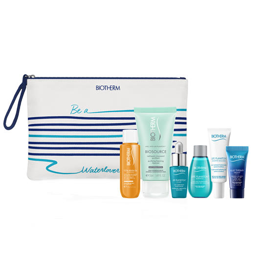 Hudson's Bay Canada Free Biotherm 7-pc Gift Set Purchase Fall 2020 Canadian GWP Beauty Offers - Glossense